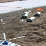 Dopo l'incidente di maggio una significativa contaminazione da petrolio vicino a Norilsk trovata solo nell'acqua vicino alla centrale elettrica