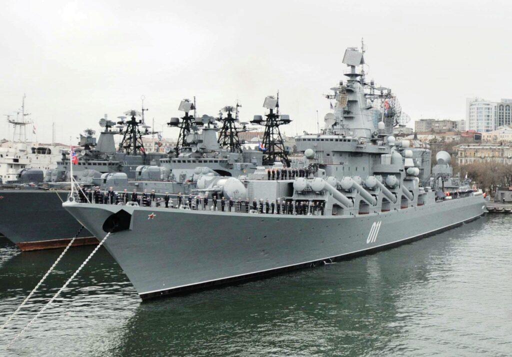 La Russia e il Sudan firmano un accordo per la costruzione di una base logistica navale russa in nordafrica