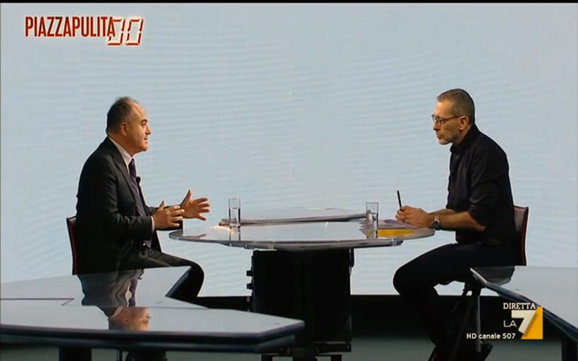 """Nicola Gratteri: """"Non solo mafia, nel settore sanità interessati i poteri forti"""""""