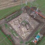 In Molise è stata scoperta una straordinaria villa romana del I sec. d.C., nel corso dei lavori alla linea elettrica