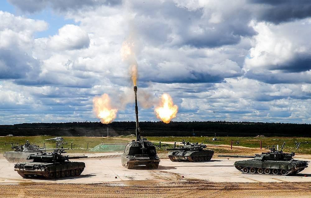"""La spesa militare per la cosiddetta """"difesa globale"""" è aumentata dell'1,9% arrivando alla cifra astronomica di $ 1,9 trilioni"""