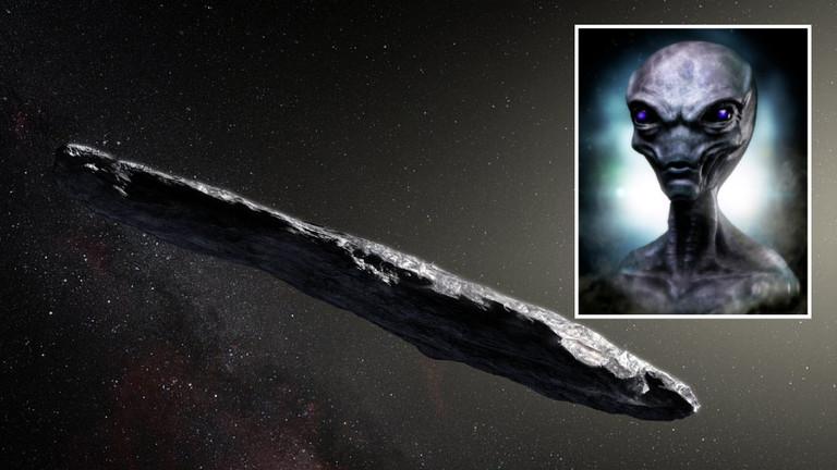 'Oumuamua: professore di astronomia di Harvard ritiene fosse un qualche tipo di tecnologia extraterrestre