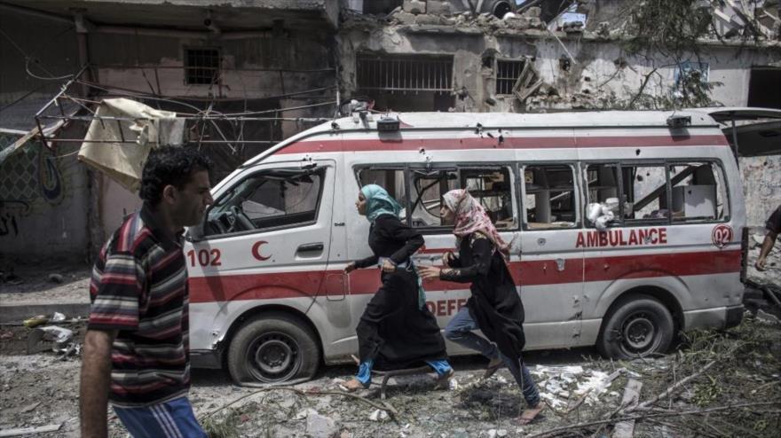 Israele attacca colpisce per tre volte di seguito gli ospedali nella striscia di Gaza e in Cisgiordania