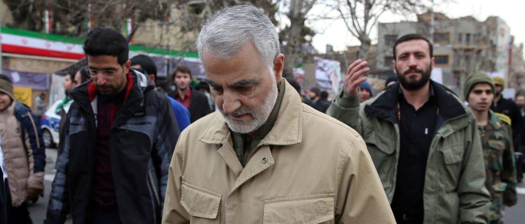 L'Iran mette in guardia gli Stati Uniti contro l'escalation un anno dopo l'uccisione di Soleimani