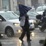 Maltempo, temporali e venti di burrasca: allerta meteo il 2 gennaio per 13 regioni, l'elenco