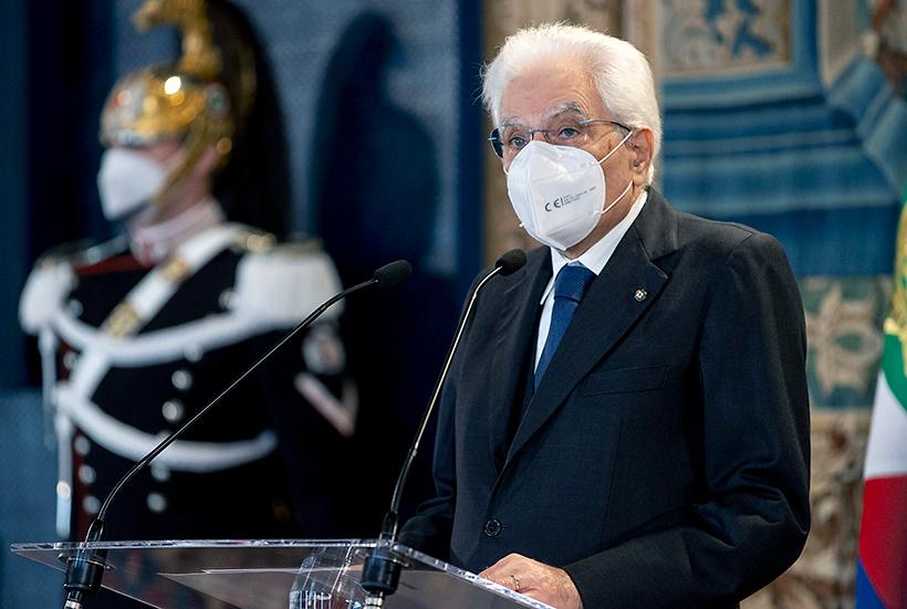 """Caso Regeni, Mattarella: """"Attendiamo risposte da autorità egiziane"""""""
