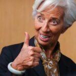 Crisi eurozona, la dichiarazione di Lagarde che fa tornare tutti con i piedi per terra
