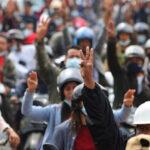 Myanmar: marce di protesta nel fine settimana (VIDEO)