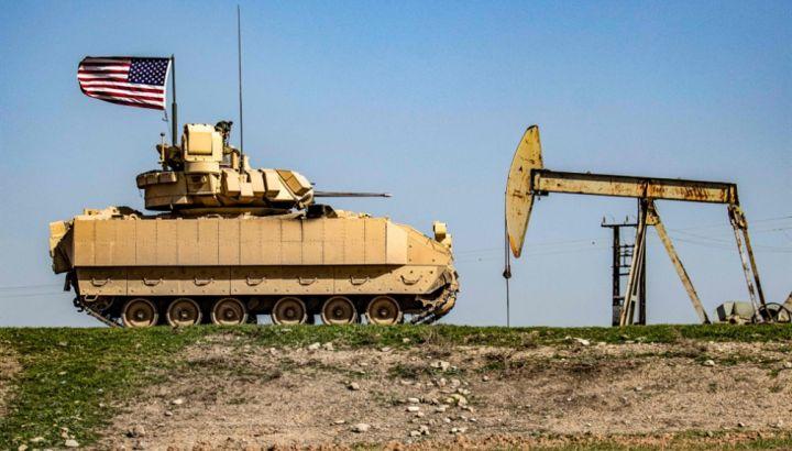 Usa e curdi rubano ogni giorno 140 Mila barili di petrolio alla Siria
