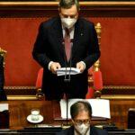 Il discorso di Draghi al Senato è chiaro: o si sta con la Costituzione del 48 o con i suoi nemici!