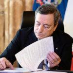 Il Governo Draghi inizia male. Primo schiaffo ai poveri indebitati