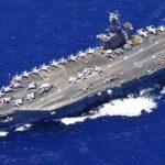 USA: gruppo d'attacco della portaerei Nimitz spostato dal Golfo Persico all'area Indo-Pacifico