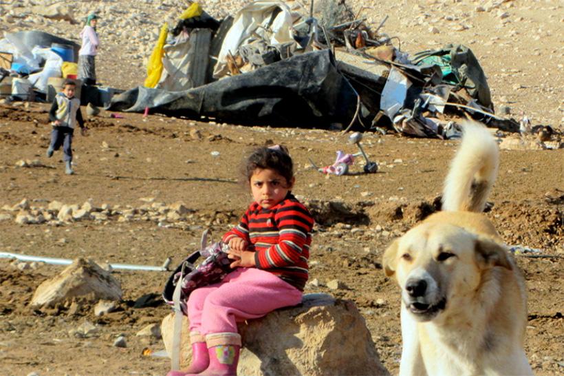 Cisgiordania: in un anno le demolizioni israeliane hanno lasciato senza casa più di 500 bambini