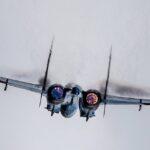 Caccia russo Su-27 ha intercettato 2 bombardieri strategici statunitensi sul Baltico