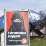 Referendum in Svizzera, vince il sì al divieto del velo integrale