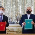Cina e Iran firmano accordo di cooperazione di 25 anni