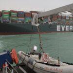 """""""L'ostruzione"""" del Canale di Suez fa impennare i costi di spedizione globali"""