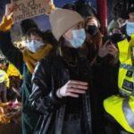 """Gran Bretagna. Donna uccisa da un poliziotto. I """"colleghi"""" contro le donne che protestano"""