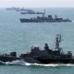 Tensione nel Mar Nero: 13 navi da guerra della NATO avvistate al largo della costa sud-occidentale della Crimea