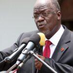 Tanzania, il secondo colpo di stato legato al Covid?