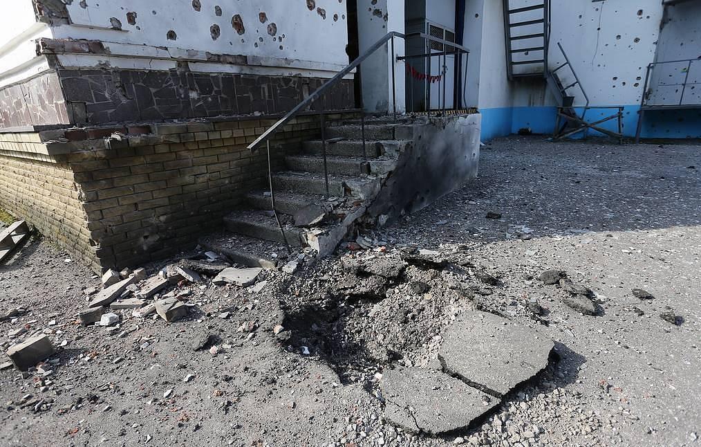 Donbass: drone ucraino uccide un bambino di cinque anni durante un attacco mentre Francia e Germania sostengono le aggressioni dell'Ucraina