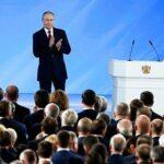 """Putin: """"Sarà Mosca a determinare la linea rossa nei rapporti con gli altri paesi"""" (Video)"""