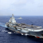Pacifico: La Cina invia un gruppo di navi da guerra attraverso lo Stretto di Miyako a suguito delle tensioni con Usa e Giappone