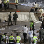 Almeno 44 morti e 150 feriti durante l'affollato festival dei falò in Israele