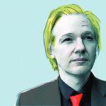 Riconoscere lo status di rifugiato a Julian Assange