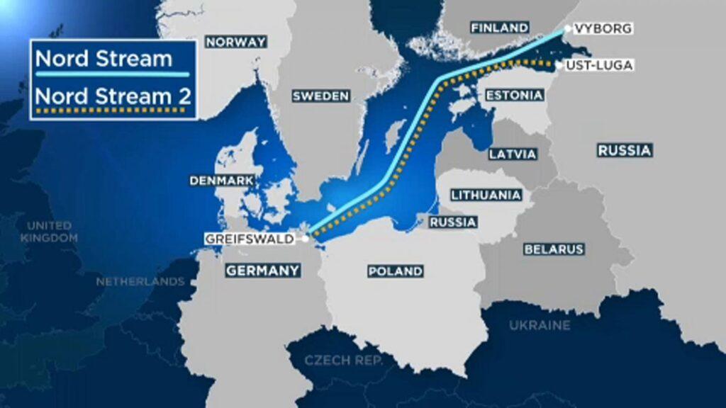 Il North Stream 2: l'incubo della Casa Bianca