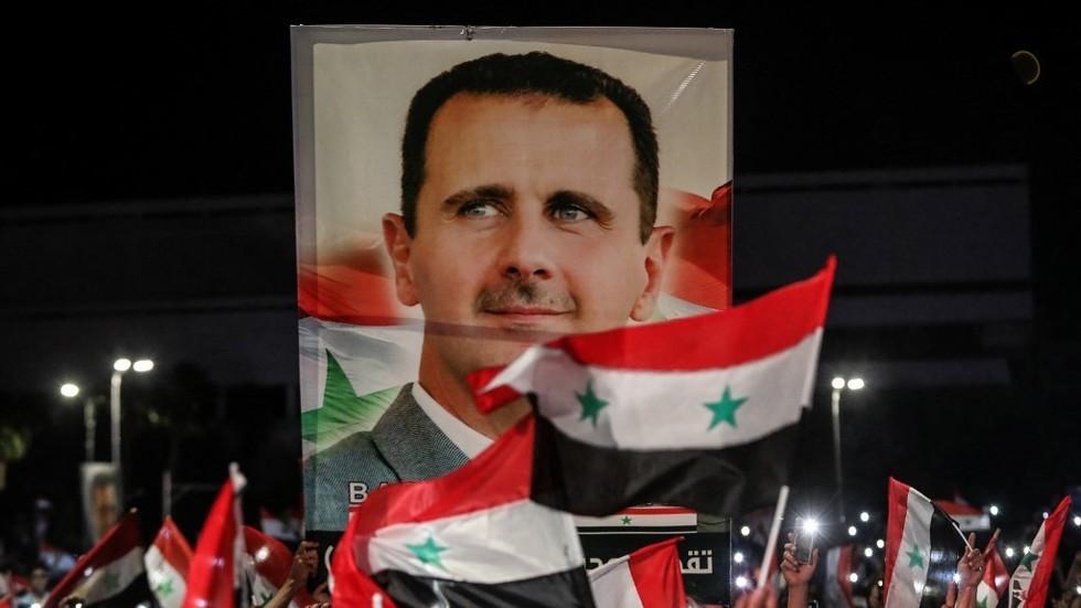 Il presidente siriano Bashar Assad vince le elezioni con oltre il 95% dei voti