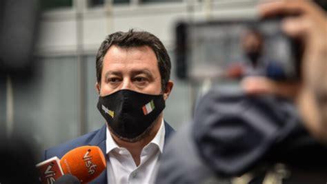 """Gregoretti: Gup, non luogo a procedere per Salvini. Prosciolto perché """"il fatto non sussiste"""""""
