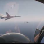 Primo incontro tra gli F-35 britannici e i caccia dell'aeronautica russa nel Mediterraneo orientale