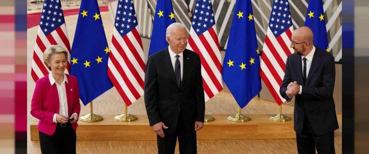 Tra Biden e Unione Europea molti dossier tutt'altro che convergenti