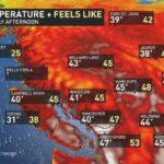 Crisi climatica: caldo record in Canada, 48 gradi. Temperature mai viste prima d'ora a giugno