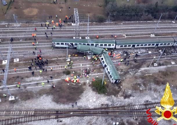 Disastro ferroviario di Pioltello: dieci persone rinviate a giudizio