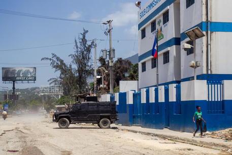 Liberato l'imprenditore rapito ad Haiti Giovanni Calì