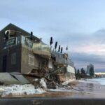 Studio prova che l'innalzamento dei mari è peggio di quanto si pensasse. Allarme in Nuova Zelanda