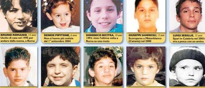 In Europa scomparsi 250 mila minori in un anno