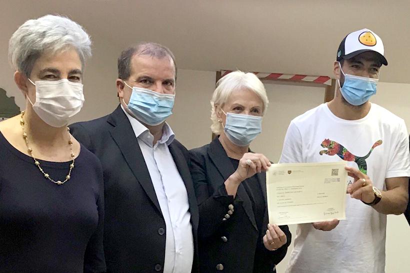 Suarez: pm Perugia chiede rinvio giudizio per l'esame 'farsa'
