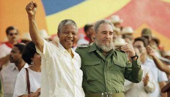"""Nelson Mandela: """"La Rivoluzione Cubana fonte di ispirazione per tutti i popoli amanti della libertà"""""""