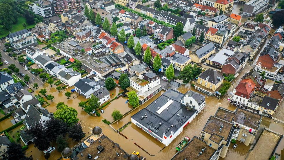 Maltempo nei Paesi Bassi, la provincia meridionale del Limburgo dichiarata zona disastrata
