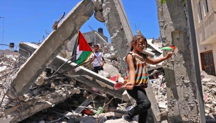 Gaza, traumi psichici per il 91% dei bambini dopo ultima aggressione di Israele