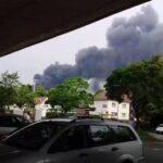 Germania: esplosione in un impianto chimico a Leverkusen, 5 dispersi e 2 feriti gravi