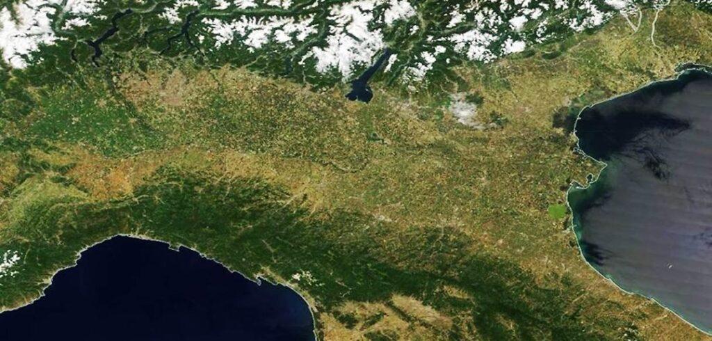 La Val Padana è africana! la convergenza tra Africa e Eurasia nel Mediterraneo
