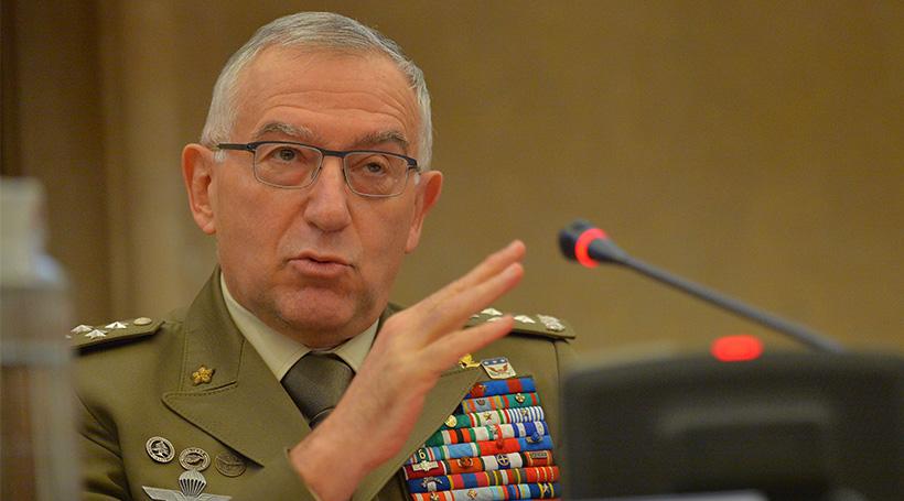 """Il Generale Graziano e il messaggio subliminale della """"Rhetorica militaris"""" dell'Ue"""