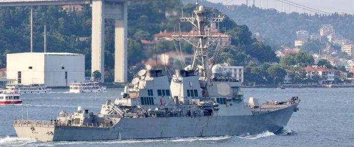 La Nato non intende lasciare il mar Nero