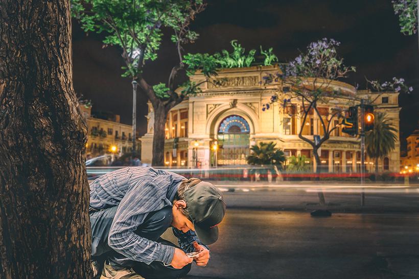Emergenza crack a Palermo: giovani assuefatti a 13 anni