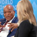 Sudafrica: l'ex presidente Zuma in carcere 15 mesi