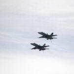 NATO: Gli aerei spia intensificano di tre volte i voli sul confine russo nel Mar Nero